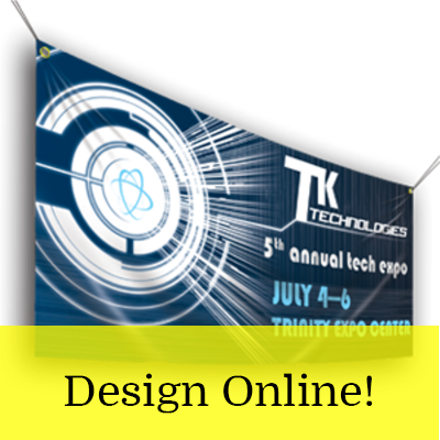 Banners 24 x 36 Design Online